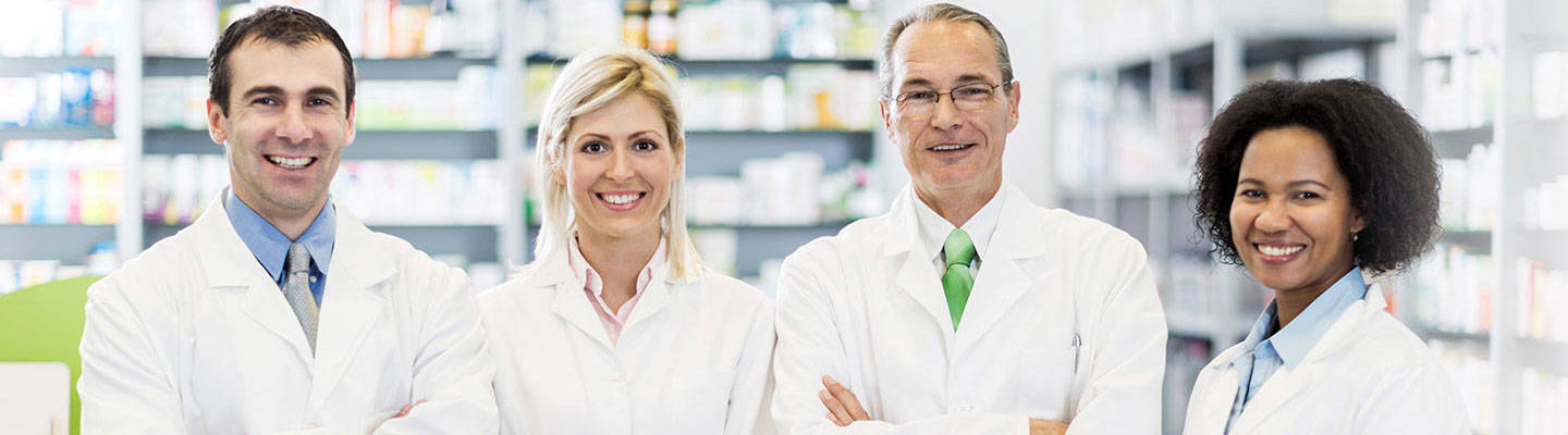 Pharmacists in pharmacy
