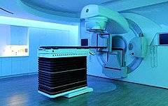 radiation treatment room