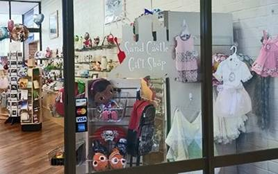 The gift shop is a valuable resource for San Pedro patients, visitors and hospital staff.