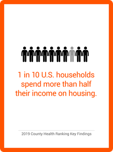 Housing is Health Infographic 2