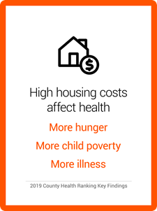 Housing is Health Infographic 3