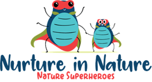 Nurture in Nature program logo