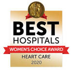 Women's Choice Award Heart Care 2020
