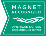 Magnet Recognized from American Nurses Credentialing Center
