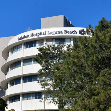 Mission Hospital Laguna Beach