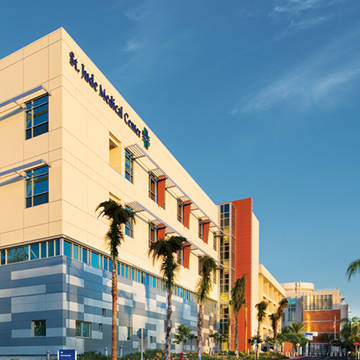 St. Jude Medical Center
