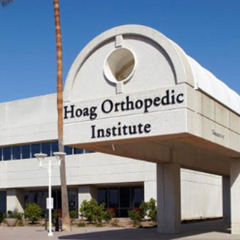 Hoag Orthopedic Institute Entrance